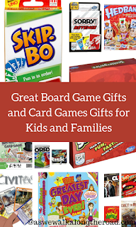 Board game gifts and card game gifts