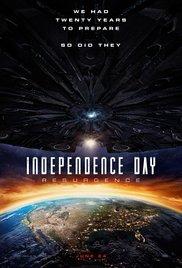 El día de la independencia:Contraataque