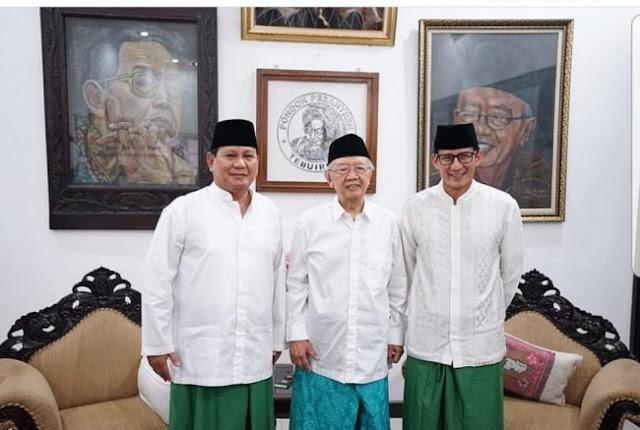 Prabowo, Sandi dan Gus Solah Ingin Selamatkan Ekonomi Indonesia