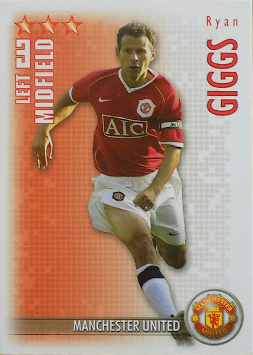 SHOOT OUT 2006-2007-ARSENAL-ALEXANDER HLEB