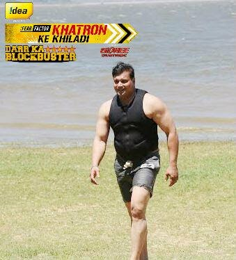 Fear Factor Khatron Ke Khiladi Daya