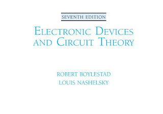 Electronic Devices and Circuit Theory Boylestad and Nashelsky Free pdf Download