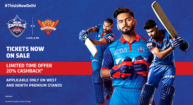 IPL 2019 DC vs SRH Dream11 Team for Fantasy League Tips, Playing XI