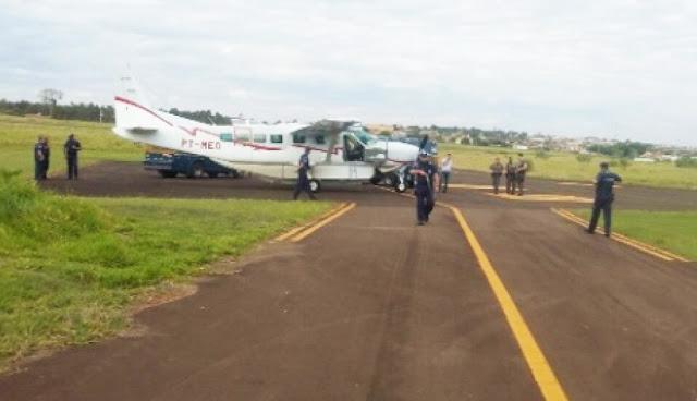 Bando invade aeroporto e rouba malotes com R$ 19 milhões transportados em avião. Fácil demais?