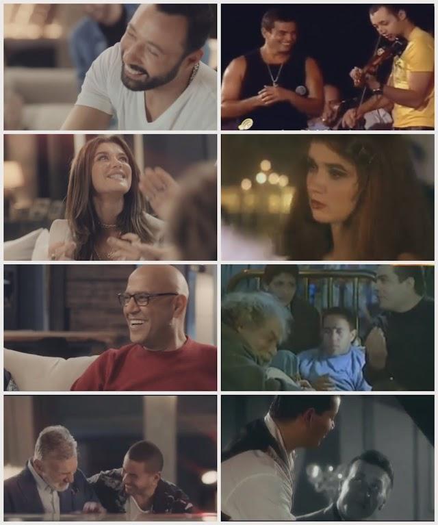 إعلان ڤودافون رمضان 2019- عمرو دياب #حكاياتك_في_رمضان