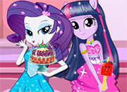 Equestria Girls Sweet Shop 2 juego