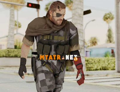 Metal Gear Solid Venom Snake