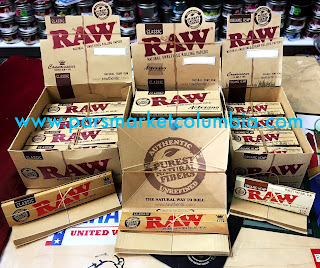 RAW Connoisseur and Artesano packs at Pars Market Columbia Howard County Maryland 21045