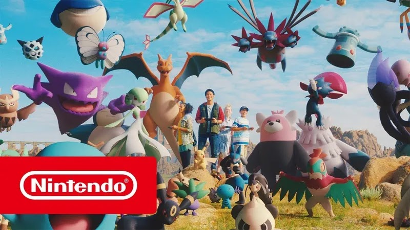 Trailer Terbaru Game Pokémon Sword/Shield Keren Abis Euy