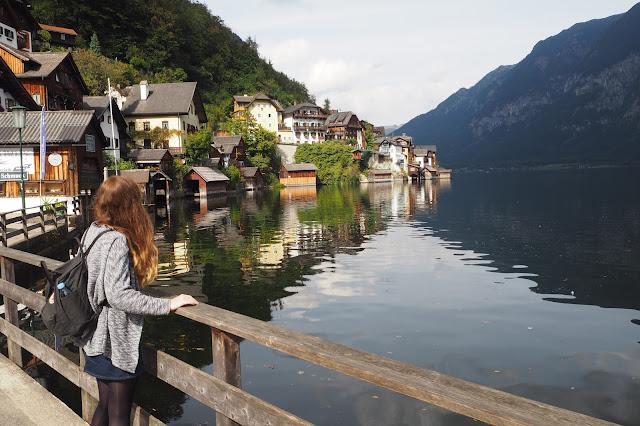 Lake views in Hallstatt