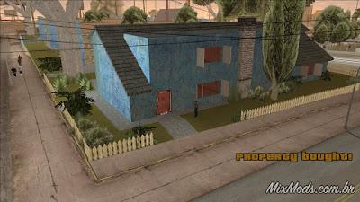 gta sa mod buy property more properties safe house vagos