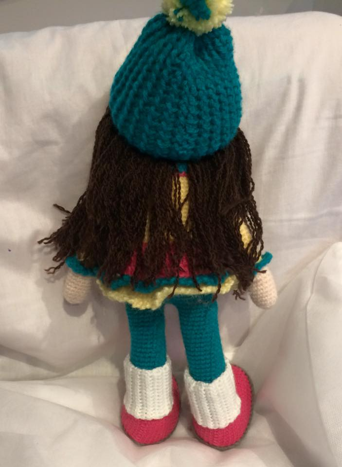 Molly Crochet Amigurumi Doll Pattern PDF download   Etsy   960x703