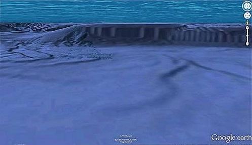 Santo Graal di UFO / USO Oggetti sommersi non identificati