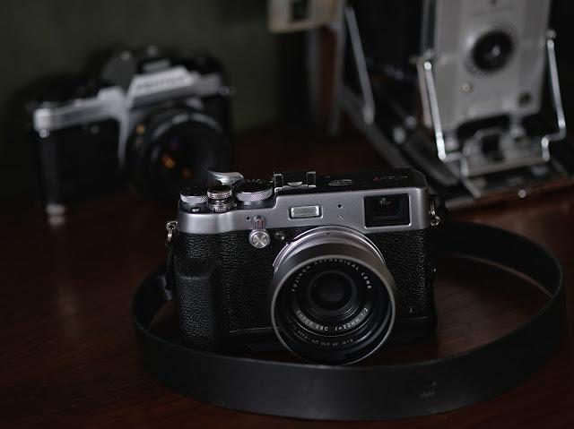Fujifilm X100 Series, X100T
