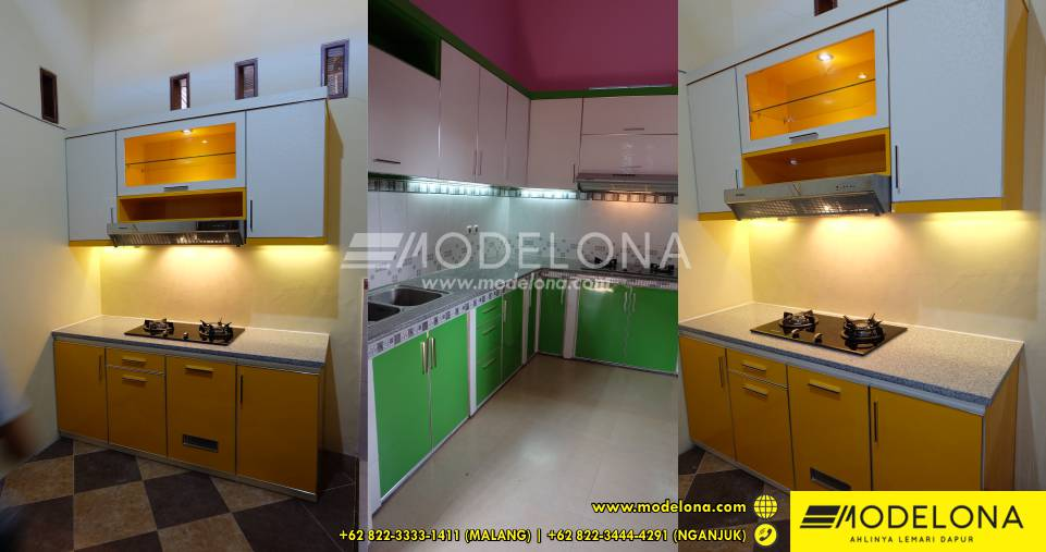 Pusat Kitchen Set Di Surabaya