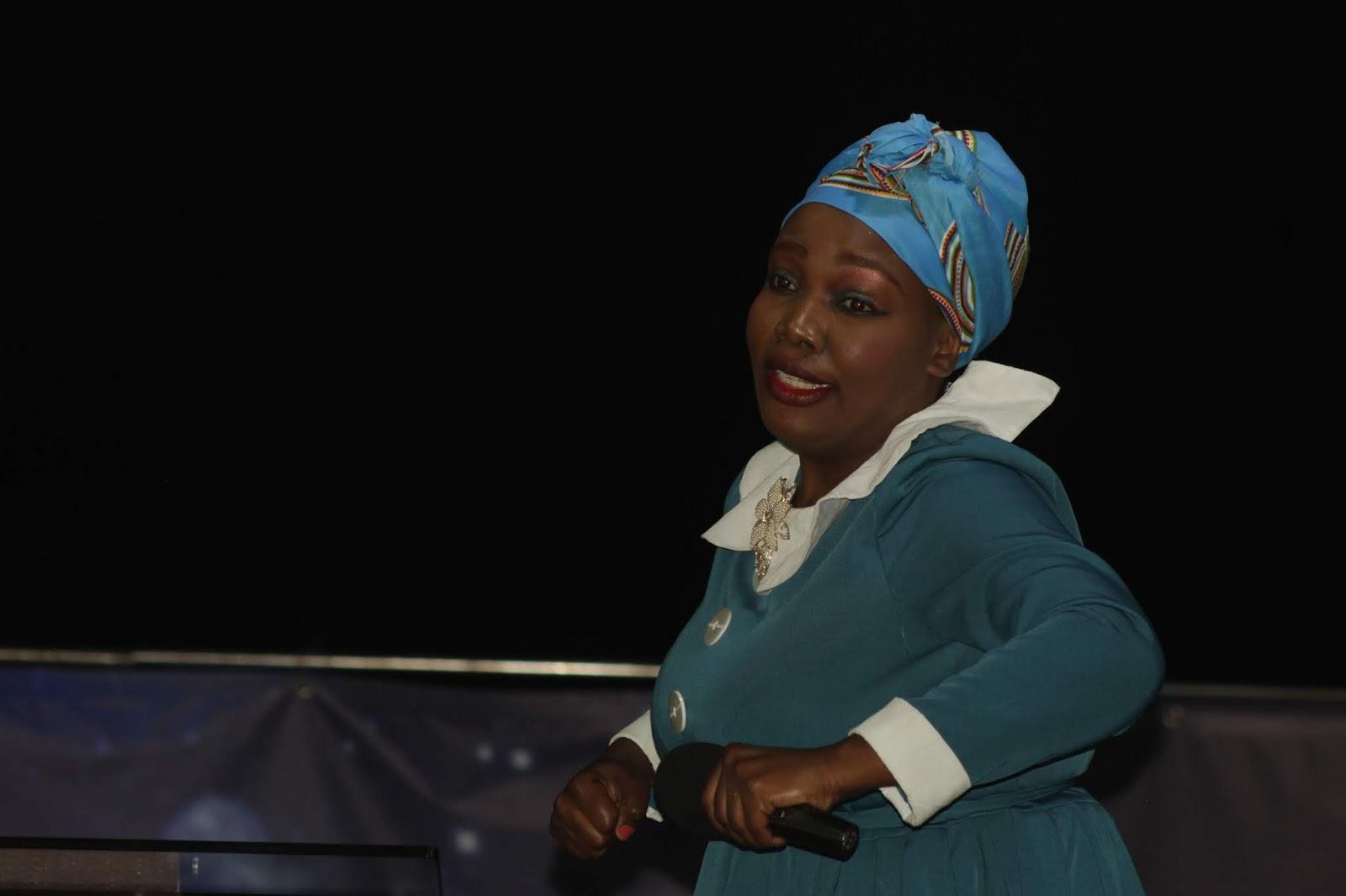 Bethany Pasinawako Ngolomi and Xtreme Afrique Choir At Tiyambuke 2018