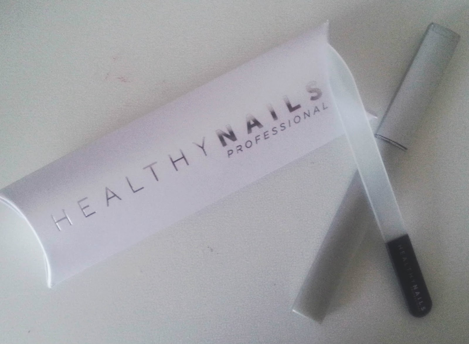 Healthy Nails Crystal Nail File