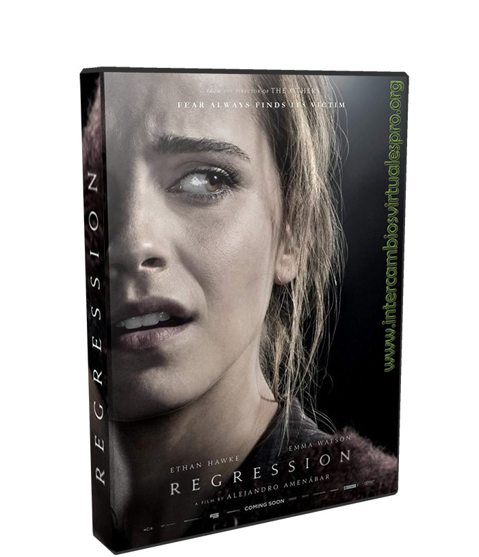 Regresión poster box cover