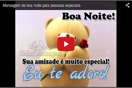Boa Noite Mae: Rosimeri Batista