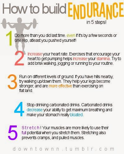 hover_share weight loss - how to build endurance in 5 steps
