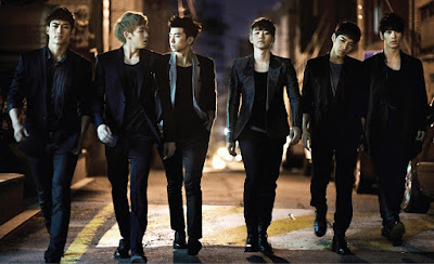 Daftar 10 Lagu Boyband 2PM yang Bagus