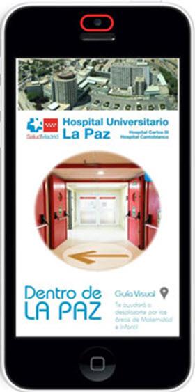 Una app móvil para pacientes de Maternidad e Infantil del Hospital La Paz