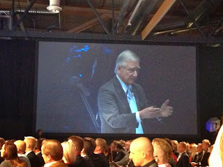 Tom Peters at Nordic Business Forum