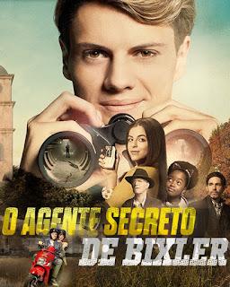 O Agente Secreto de Bixler - Dublado