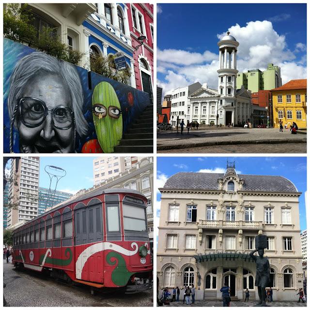 Free Walking Tour - centro histórico de Curitiba