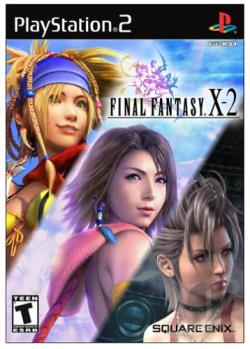 Descargar Final Fantasy X-2 fal para playstation full español google y mega.