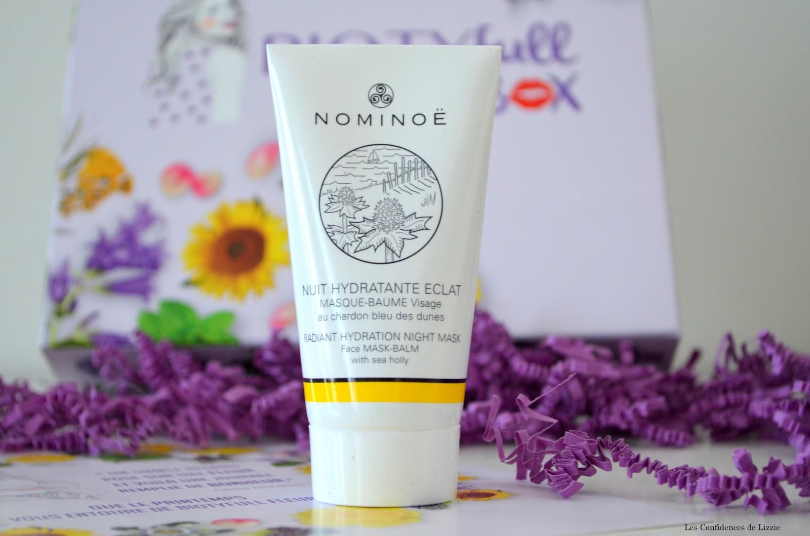 box beauté - box bien être - box bio - bio - produits cosmétiques bio - produits cosmétiques français