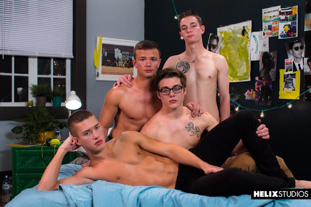 Boys Night - Blake Mitchell, Logan Cross, Colton James, Sean Ford
