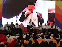 Kiai dan Santri Sumatera Selatan Deklarasi Dukung Jokowi-Ma'ruf Amin
