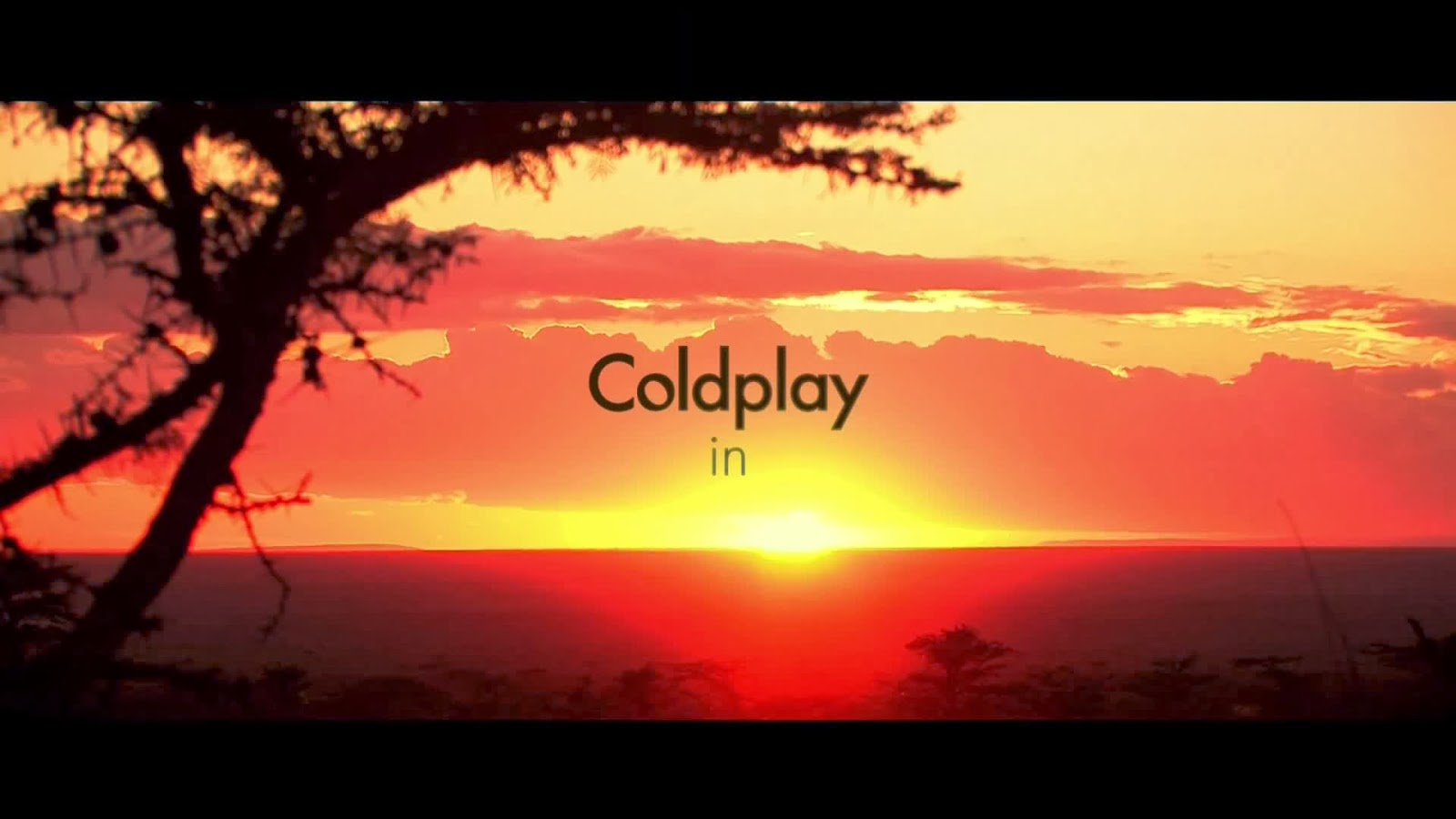 Coldplay Paradise on 2012 01 Archive