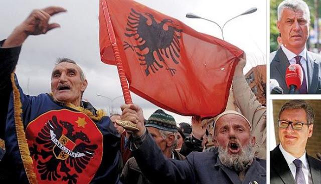 Πώς η Νέα Τάξη προωθεί αλλαγές συνόρων στα Βαλκάνια!