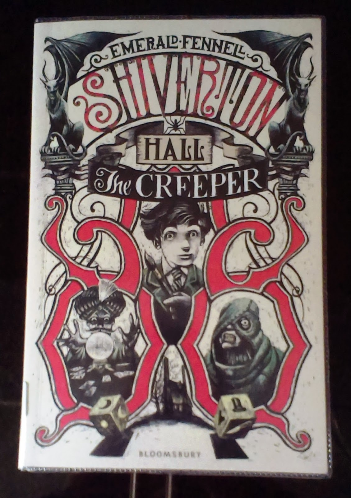 Shiverton Hall: The Creeper by Emerald Fennell