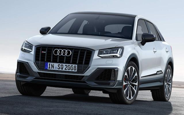 Novo Audi SQ2