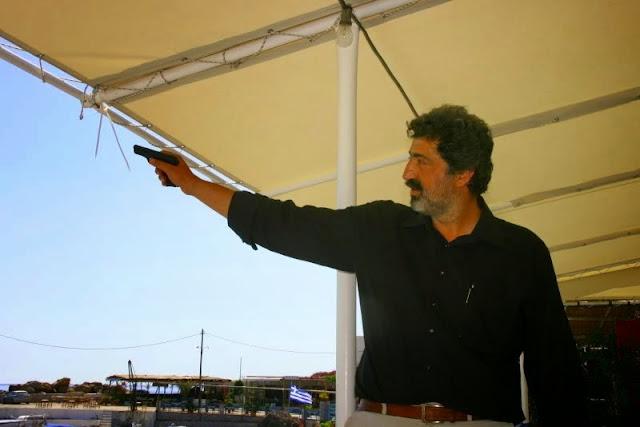 Αποτέλεσμα εικόνας για Πολάκης όπλο