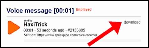 Download Call Recording Speak Pipe Voice Recorder Website
