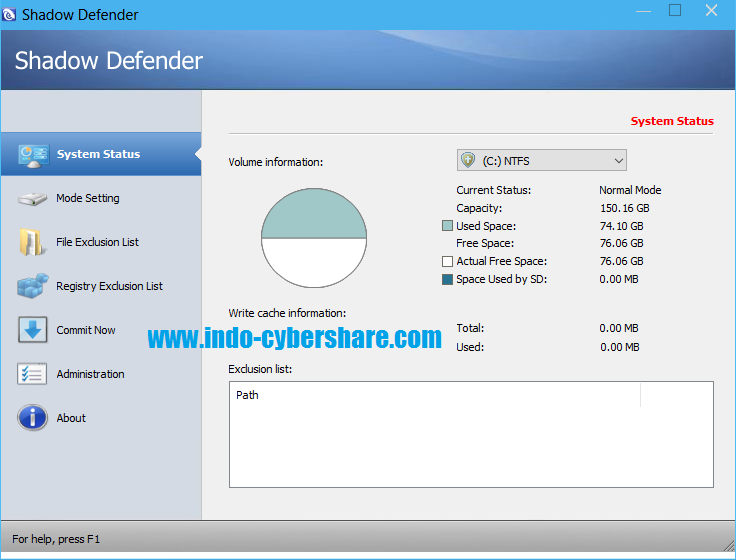 Shadow Defender Multilingual