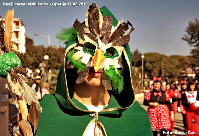 23.Dječji karnevalski korzo | Opatija 17.02.2019