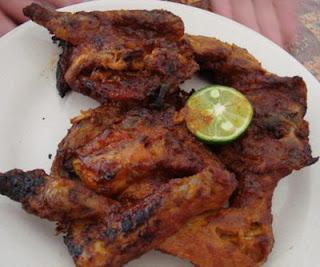 Resep Ayam Bakar Taliwang