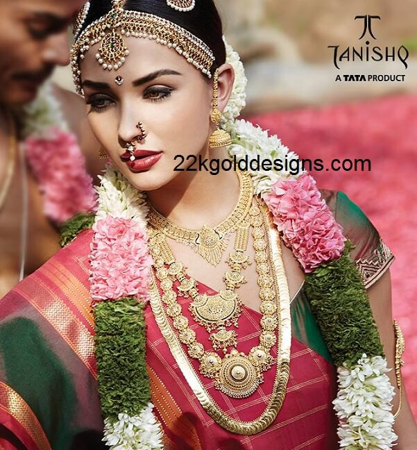 Tanishq Wedding Gold Jewellery