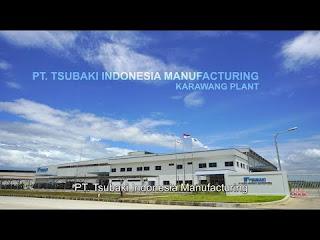 Lowongan Kerja PT Tsubaki Indonesia Manufacturing