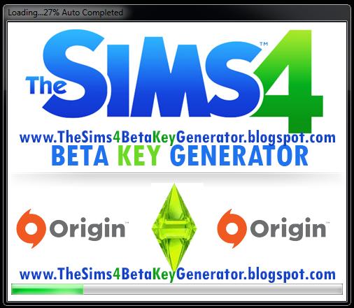 sims 3 origin product code generator