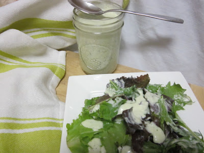 Light Green Goddess Dressing