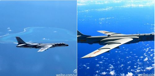 Nuclear-Capable Bomber Was Fired By China Over Scarborough Shoal. Shocking! Read This Now!