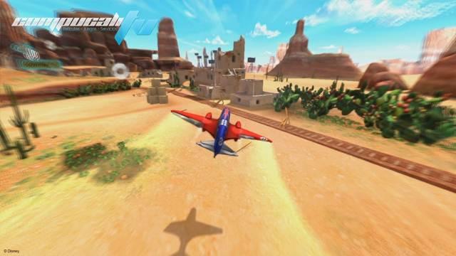 Disney Planes El Videjouego