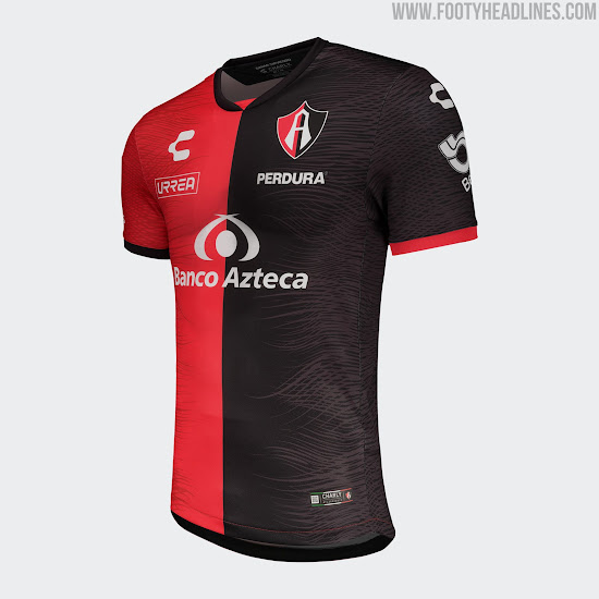 Atlas FC 20-21 Home & Away Kits Released - Footy Headlines