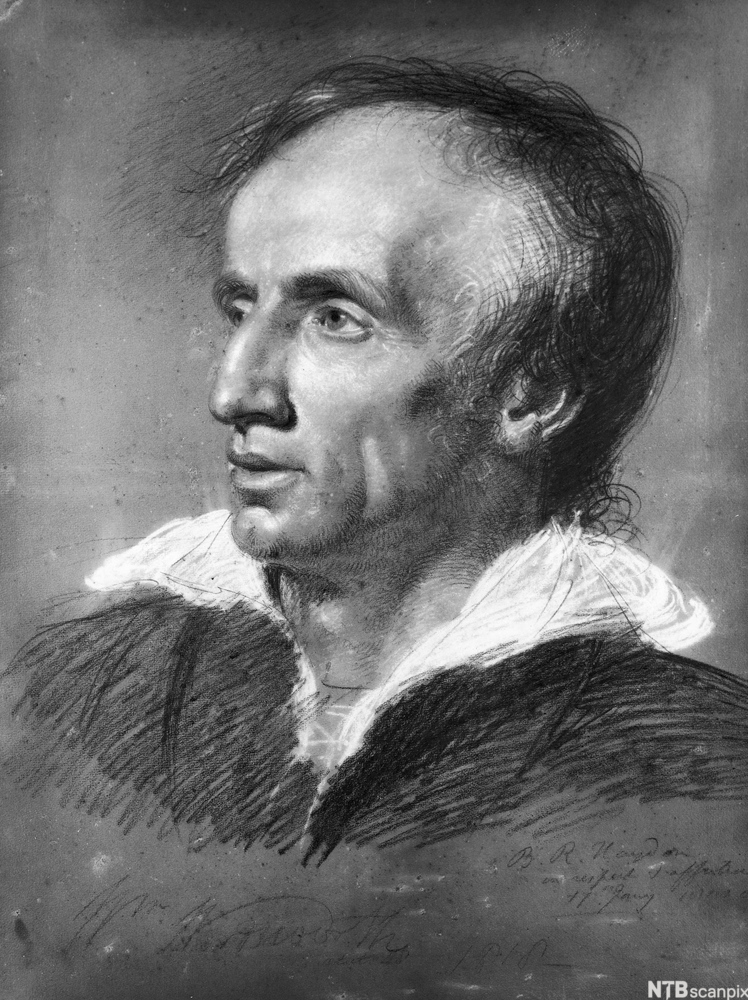 william wordsworths two common ideas in his writing and poetry work Wordsworth and coleridge: which featured the poetry of william wordsworth and he uses the language and subjects of the common man to convey his ideas.